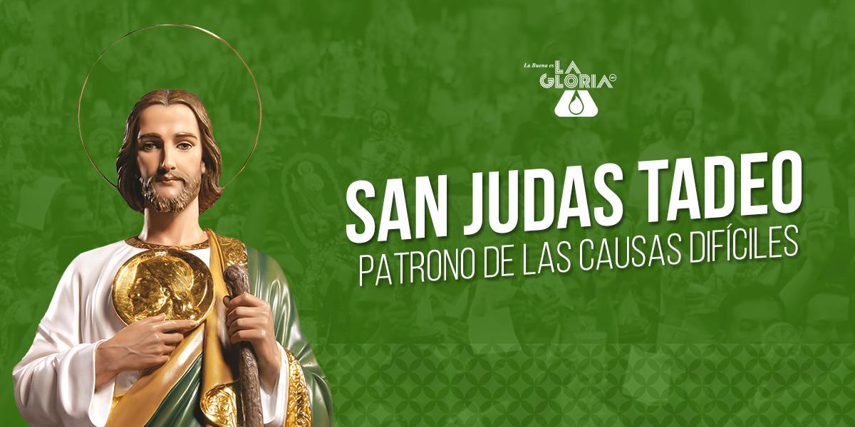 "SAN JUDAS TADEO ""SANTO DE LAS CAUSAS DIFÍCILES"""